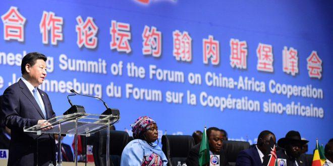 EXCLUSIF :  Sommet Chine-Afrique ( FOCAC )  Interview de Sébastien Périmony