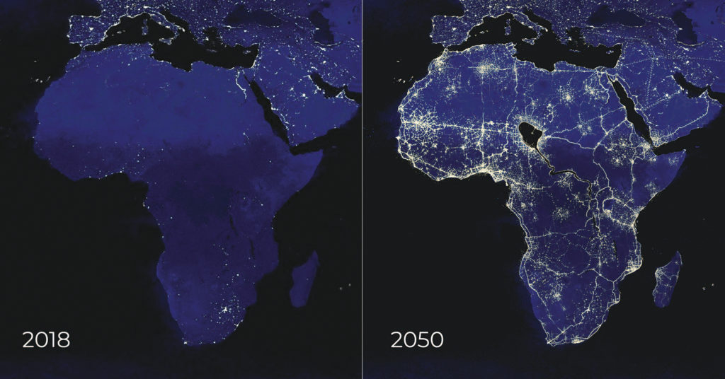L'Afrique: voilà la vraie menace des Nouvelles Routes de la soie (pour l'Occident)!